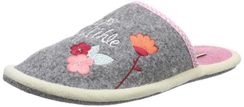 ADELHEID DAMEN HAUSSCHUHE Schuhe Zuckersüß Pantoffeln Pink