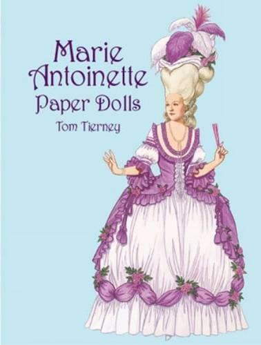 Easy Men's Kostüm - Marie Antoinette Paper Dolls
