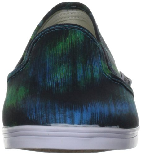 Vans U SLIP-ON LO PRO VF4YBKA, Scarpe chiuse unisex adulto blu (Blau (Watercolor/Teal))