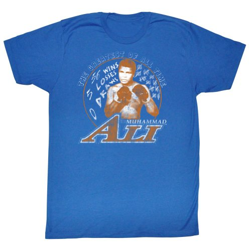 Muhammad Ali - Herren Rippin It Up T-Shirt As Shown