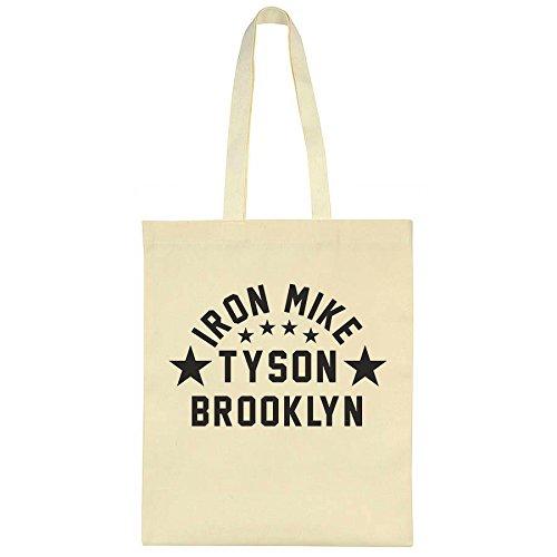 Brooklyn Artwork Canvas Tote Bag