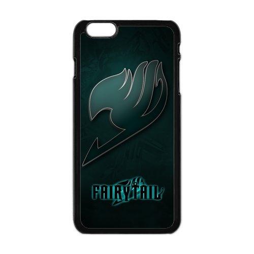 iPhone 6Plus Coque de protection en TPU pour, Customize Fairy Tail Case for iPhone 6Plus, [Fairy Tail] Transparent Back Cover étui en silicone pour iPhone 6Plus 5,5