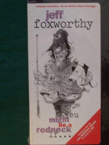The Jeff Foxworthy Show [VHS] (The Jeff Foxworthy Show)