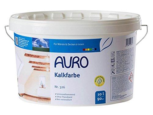 Auro Nr 326 Kalkfarbe (10l)