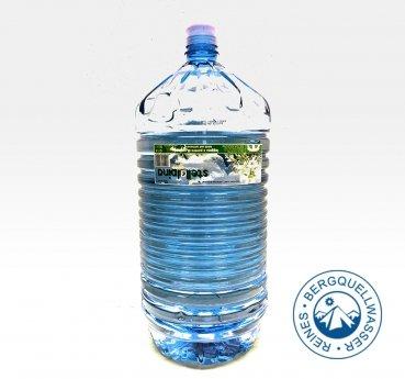 Wassergallone 18,9 ltr. Sorgenti Blu Bergquellwasser für alle Wasserspender-Pfandfrei !!!