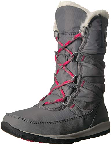 SOREL Women's Whitney Tall Lace Snow Boot (Sorel Snow Womens)