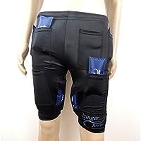 Icinger Power cooling shorts, pantaloncini dimagranti per bruciare il grasso con il freddo - Packs (Ragazzi Jean Shorts)