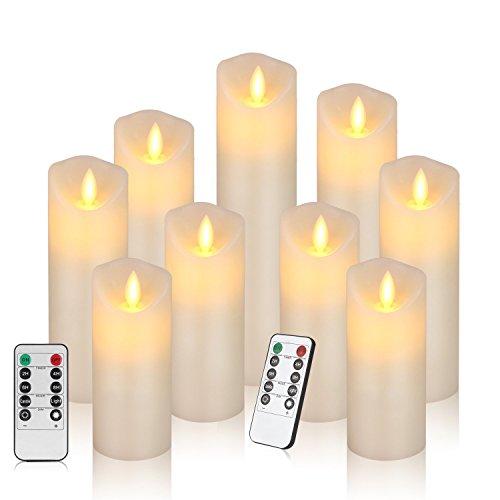 LED-Kerzen  <strong>Weitere Eigenschaften</strong>   Geringer Energieverbrauch