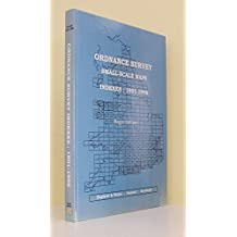 Ordnance Survey Small-scale Maps: Indexes, 1801-1998