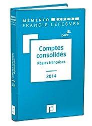 MEMENTO COMPTES CONSOLIDES 2014