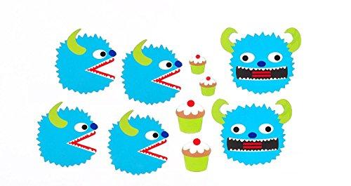 Ur-brettspiel (Betzold 88462 - Größer-kleiner Monster - Rechnen lernen, Lernspiel für die Grundschule, Mathematik)