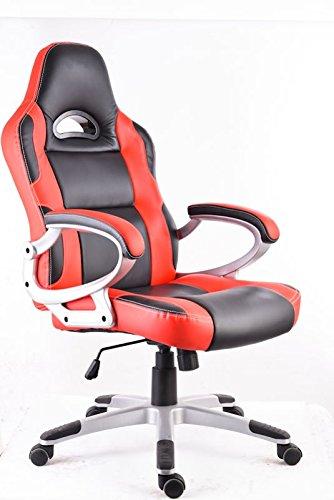 Polironeshop monza sedia poltrona presidenziale per gaming for Sedie per scrivania amazon
