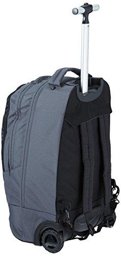 Chiemsee Unisex Wheely Reisetasche Typo Black