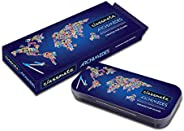 Classmate Archimedes Geometry Box   Die- Cast Compass   Mechanical Pencil   Double sided tray