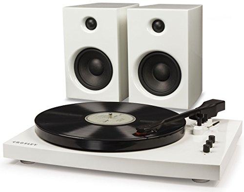 Giradischi Crosley T100 Bluetooth Con Speaker