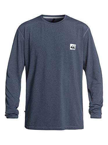 Quiksilver Salty Dog - Long Sleeve UPF 50 Surf T-Shirt for Men - Männer