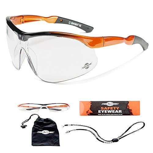Gafas Seguridad ToolFreak Agent Protección UVA Hombres