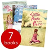 Little House on the Prairie Collection - 7 Books (RRP £48.93)