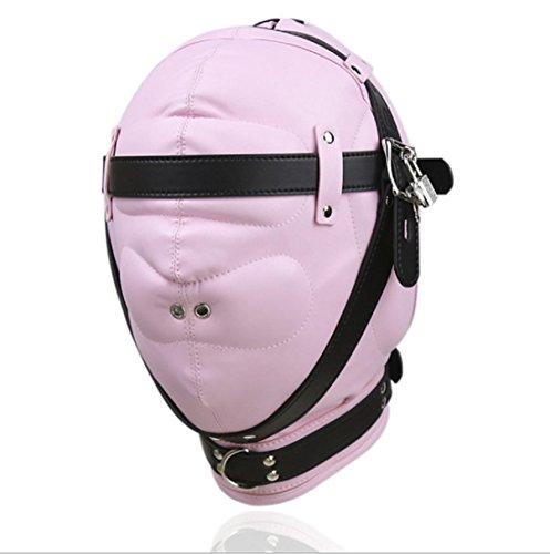 Erwachsene Kopfmaske Sexspielzeug Adult Care sm , (Unglaubliche Kostüme Erwachsenen Frau)
