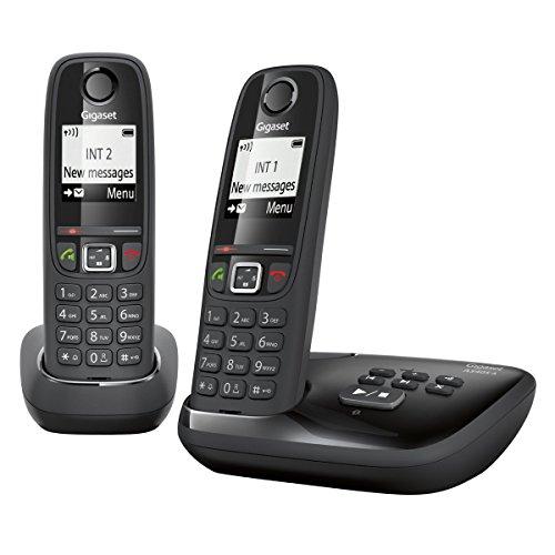 Gigaset AS405A Duo Téléphone san...
