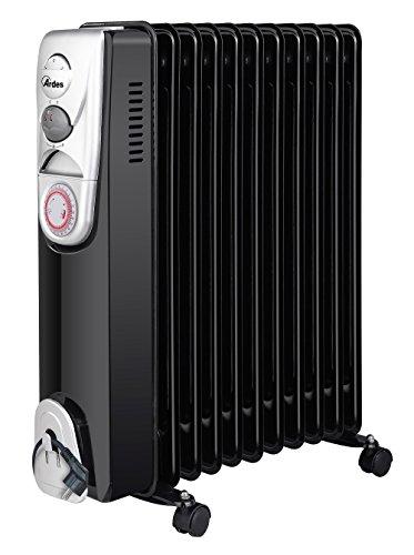 Ardes-ar4r11bt-Radiador-de-aceite-elctrico-con-11-elementos-3-Potenze-temporizador-y-compartimiento-enrollacables-2500-W-NegroSilver