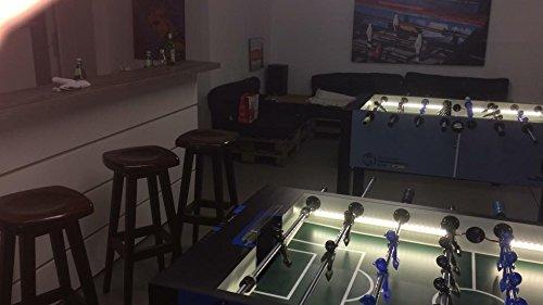Beleuchtungssystem (LED) optimal für Tischkicker Tischfussball