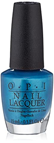 OPI Nail Polish, Teal The Cows Come Home 15 ml