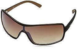 Fastrack Rectangular Sunglasses (Brown) (P119BR2)