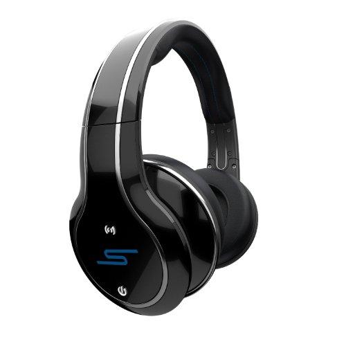 SMS Audio SMS-WS-BLK-5L SYNC by 50 Wireless Over-Ear Kopfhörer schwarz