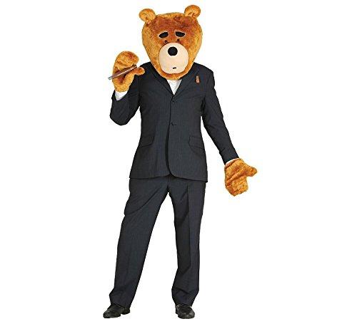 - Bear Kopf Kostüm