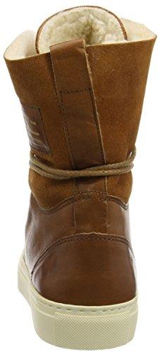 Gant - Olivia, Baskets Hautes Pour Femmes Brown (braun (tan G41))