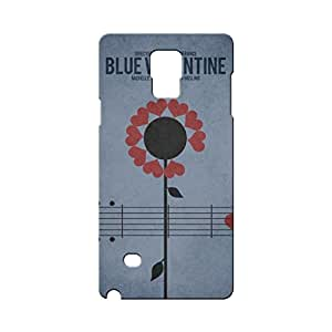 BLUEDIO Designer Printed Back case cover for Samsung Galaxy Note 4 - G1033