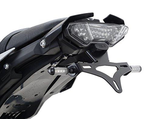 R & G Racing Schwanz Tidy Kennzeichenhalter Yamaha mt-10fz-102016- lp0204bk -