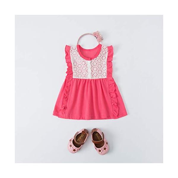 HEETEY - Vestido - para bebé niña 12
