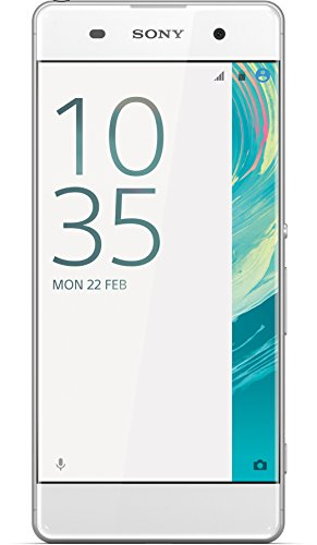 "Sony Xperia XA 16GB ROM 4G - Smartphone de 5"" (HD 720p, 13 MP, 2 GB), color blanco"