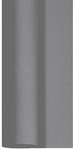 Duni Tischdeckenrolle aus Dunicel Uni granitgrau, 1,25 x 10 m