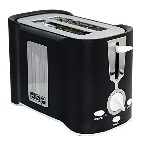 YHSFC 850W 6-Gang-Timing Automatische Toaster Ofen Backe Startseite Sandwich Maker Frühstück Maschine