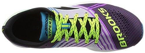 Brooks Ladies Hyperion Running Shoes Multicolore (imperial Purple / Blue Jewel / Nightlife)