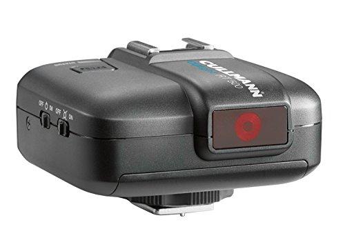 Cullmann RT 500C Transmitter für Canon EOS Kamera Schwarz