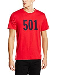 Levis Graphic Set-in Neck, Camiseta para Hombre