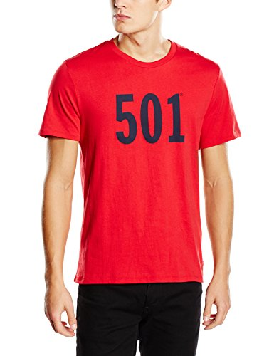 levis-mens-graphic-set-in-neck-short-sleeve-t-shirt-red-c18891-h215-501-graphic-crimson-large