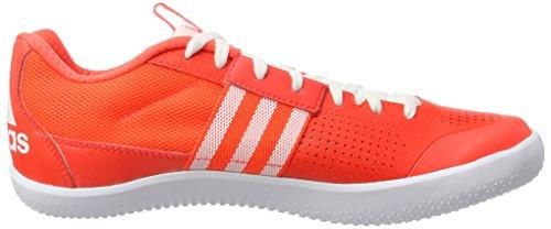 adidas Herren Throwstar Laufschuhe Mehrfarbig (Solar Red/ftwr White/solar Red)
