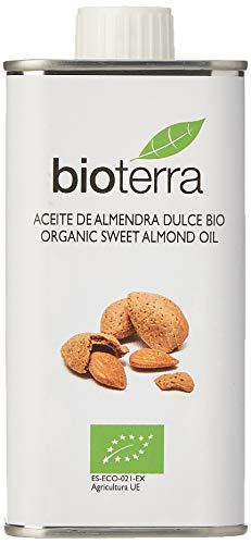 Bioterra, aceite de almendras dulces de primera presión en frio BIO 250ml