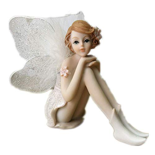 JunBo Flower Fairy Angel Ornamente Ballett Mädchen Home Dekoration