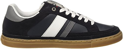 Tommy Hilfiger Herren M2285aze 1 Low-Top Blau (MIDNIGHT 403)