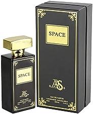 SPACE perfume unisex from AABAK AL SAHRAA perfumes عطر سبايس للجنسين من عبق الصحراء للعطور