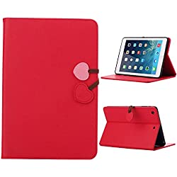 AILIBAO Tablet-Schutzhülle, Apple iPad Air, rot, Stück: 1