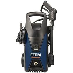 Ferm GRM1013_1 Nettoyeur haute pression 135 bars avec accessoires 1850 W