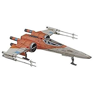 Star Wars - Vehículo Caza X-Wing de Poe Dameron (Hasbro E5343EU5)