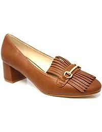 Mr Shoes , Escarpins pour femme marron marron 16